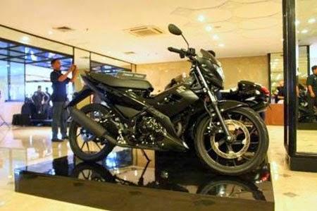 Suzuki Satria Black Edition II