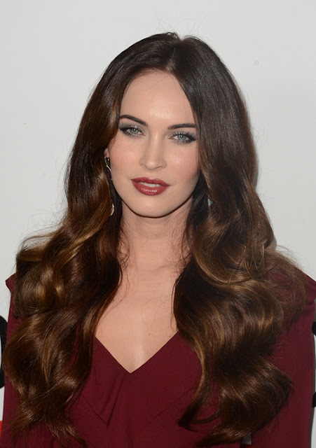 Actress Megan Fox in different Outfits at events
