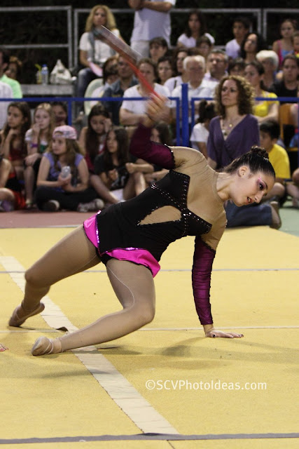 Rhythmic Gymnastics floor exercises II