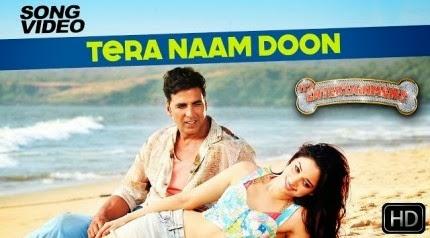 Tera Naam Doon - Its Entertainment (2014) HD Music Video Watch Online