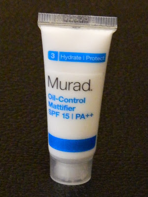Murad Oil Control Mattifier lotion sephora review