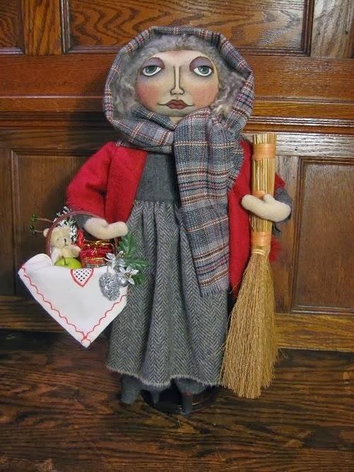 La Befana Doll