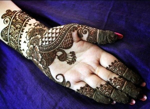Mehndi Free Hand : Bridal mehndi designs stylish hand wallpapers free