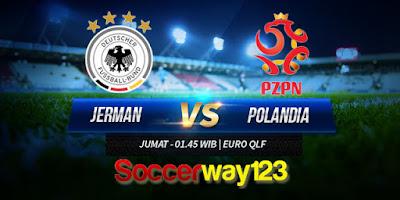 Prediksi Bola Jerman vs Polandia