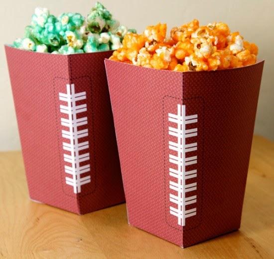 Caja para palomitas de maíz, poporopos, crispetas o popcorn