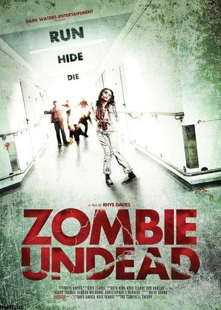 Ver Zombie Undead (2010) Online