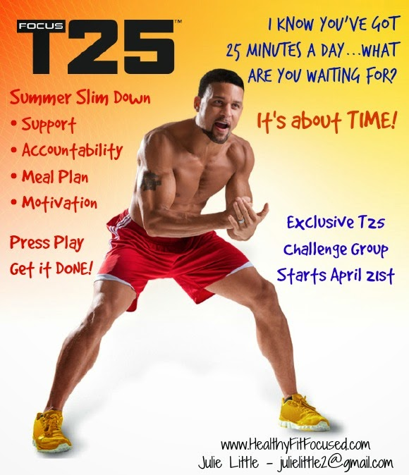 What is T25, T25 Challenge Group