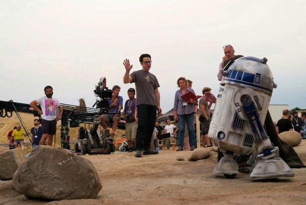 Star Wars, Guerre Stellari, Episode VII, Il risveglio della Forza