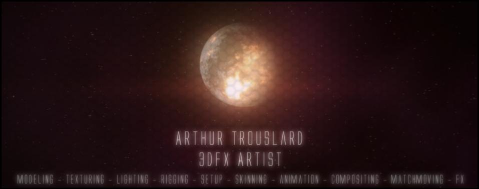 Arthur Trouslard