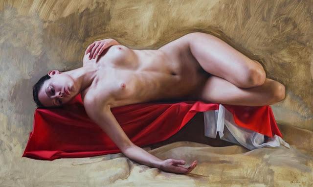 pinturas-al-oleo-de-mujeres-bonitas