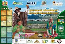ENCUENTRO DE RECUPERACIÓN Y REVALORIZACIÓN DE CONOCIMIENTOS ANCESTRALES DE LOS MUNICIPIOS DE CARACO