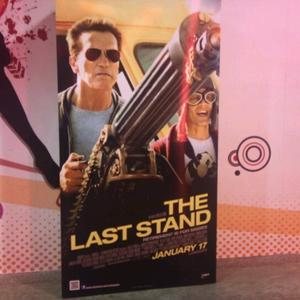 The Last Stand trailler 2013 sinopsis