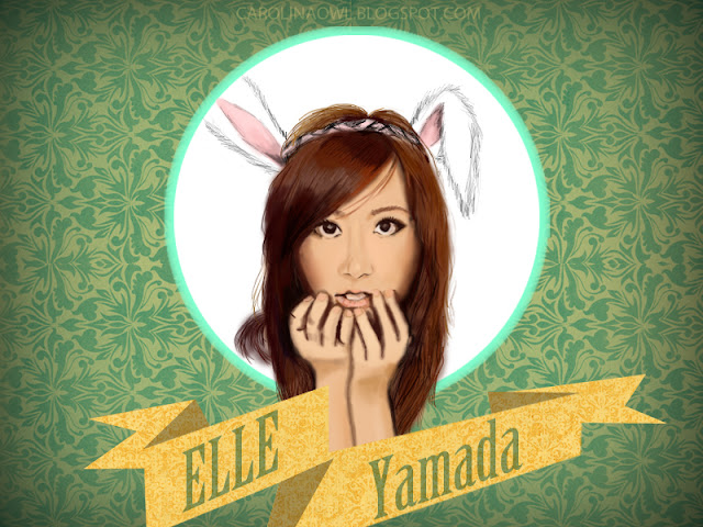 Making Elle Yamada from GOWIGASA