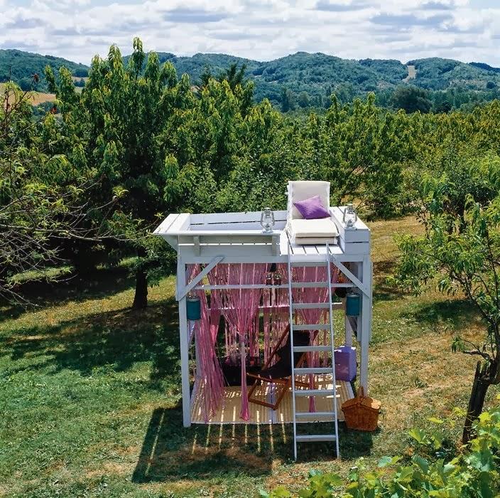 Blog achados de decora o voc tem quintal em casa que tal fazer isso for Cabane de jardin que choisir