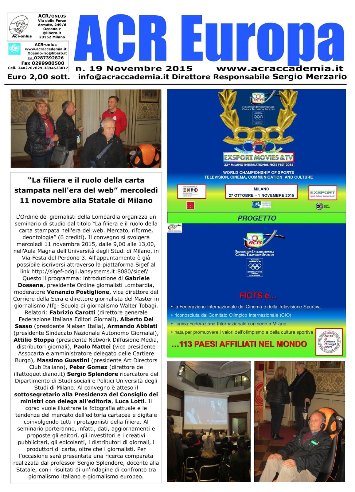 Acr Europa nov 2015