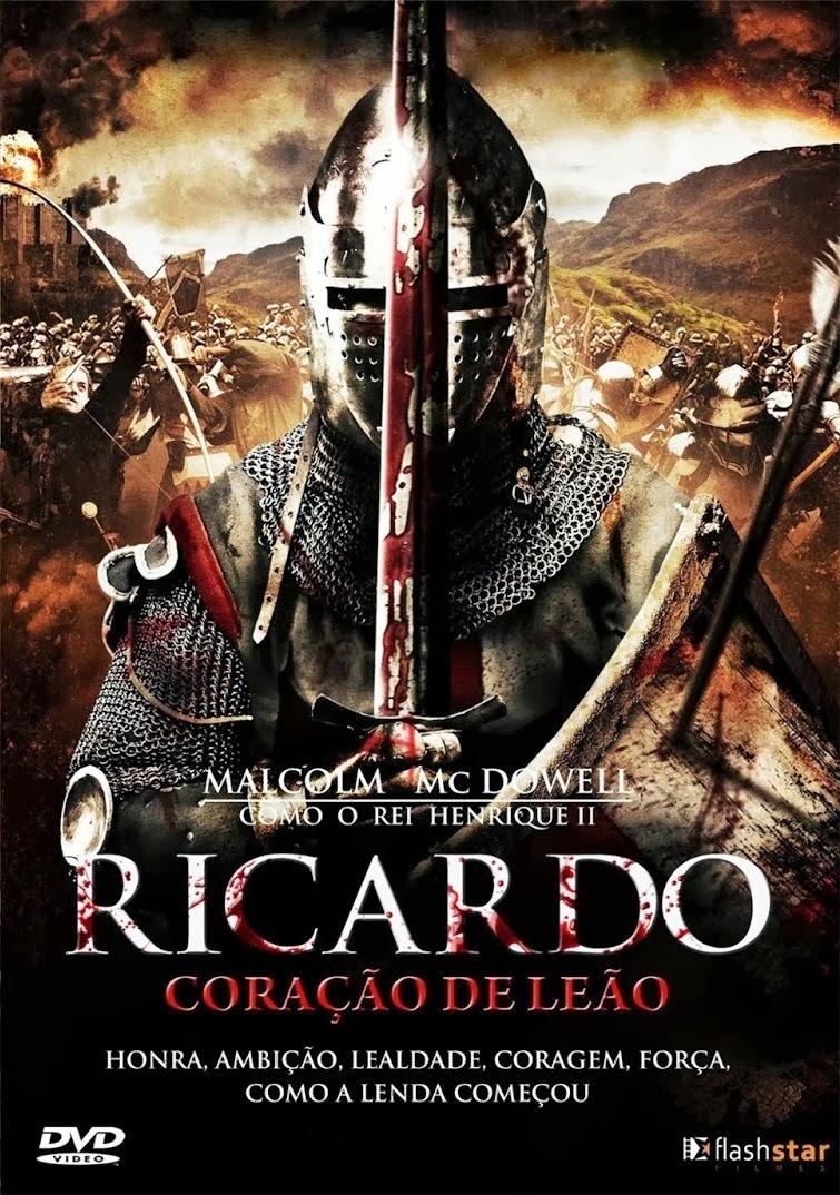 Ricardo: Coração de Leão – Dublado (2013)
