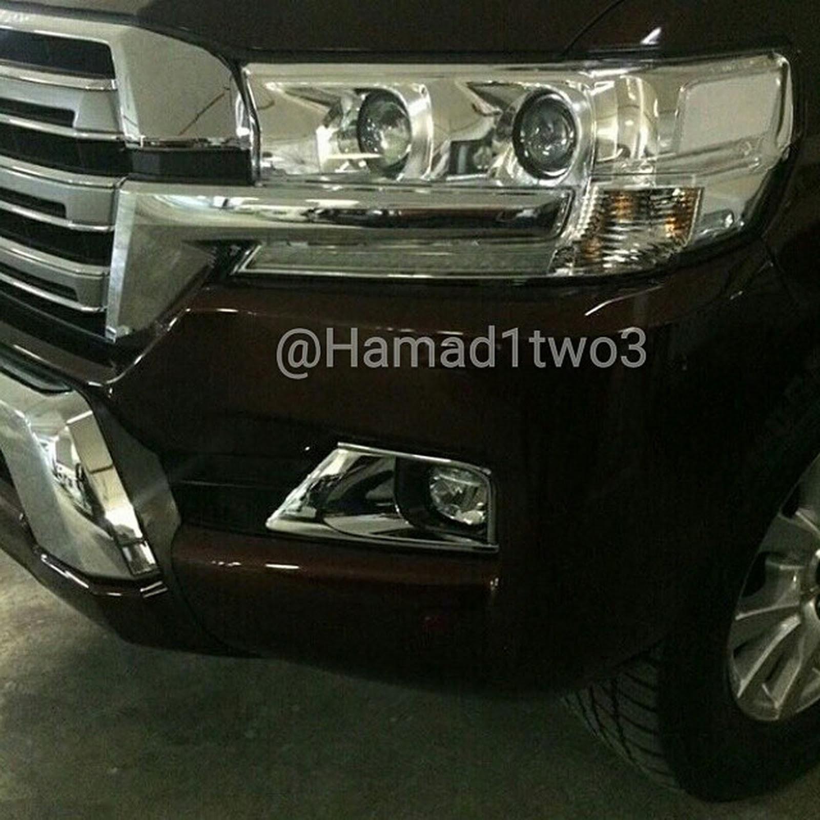 2011 - [Toyota] Land Cruiser SW  2016-Toyota-LC3