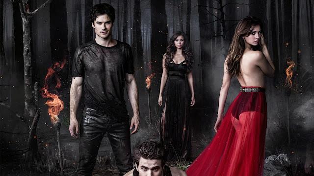 the vampire diaries season 5 2013 wallpapers HD