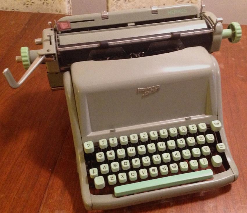 Davis Typewriter Works: 2012