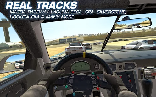 Real Racing 3 v1.5.0 for Android
