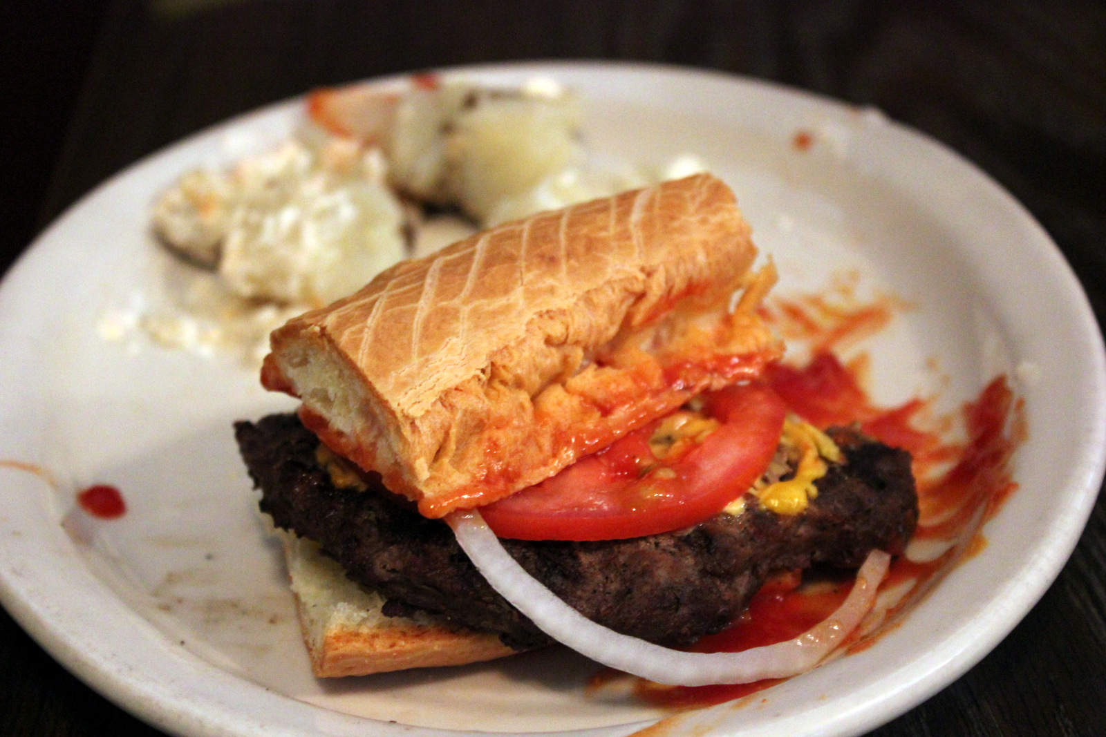 Show Me Burgers CHEERLEADERS and ANGELO S COLUMBIA MO