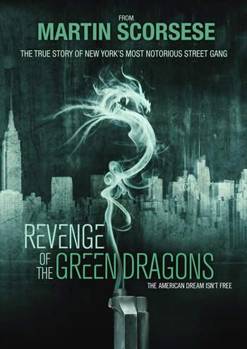 La Venganza del Dragón DVDRip Latino