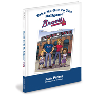 Atlanta Braves MLB Mascot Book Take Me Out to the Ballgame