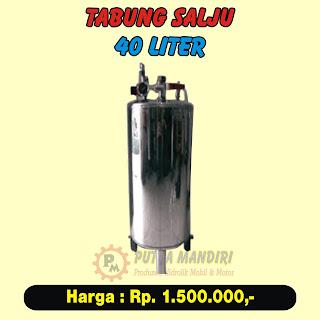 TABUNG SALJU 40 LITER