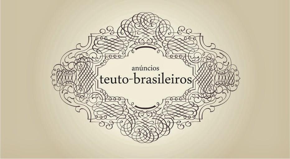 Anúncios teuto-brasileiros