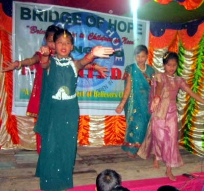 bridge of hope parents day celebration