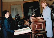 2000, Senadora