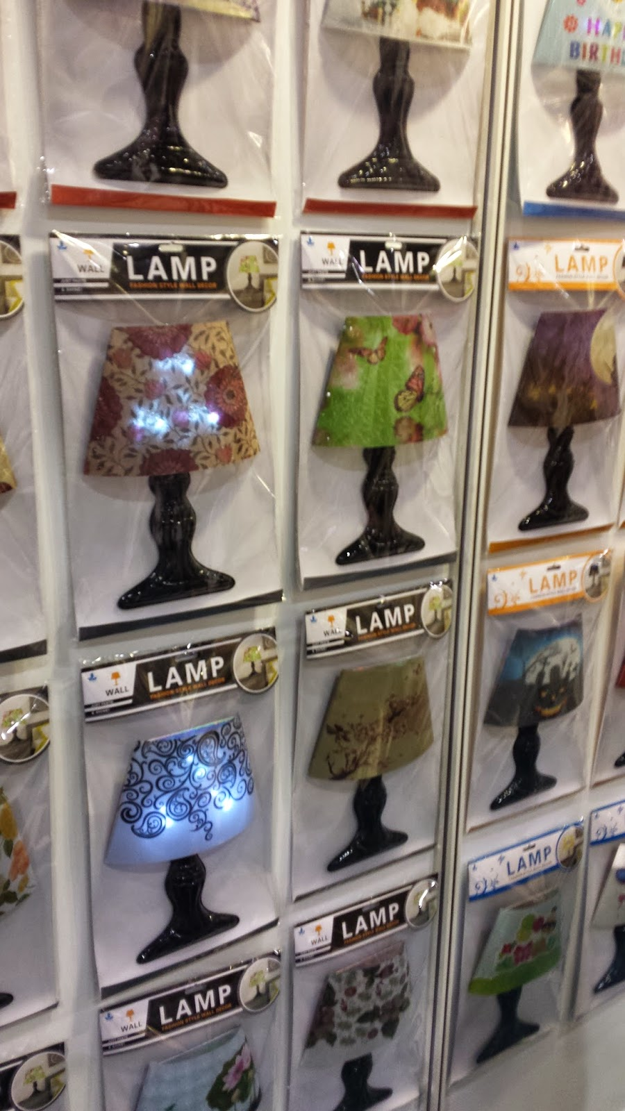 Customized Lamps for Marketing