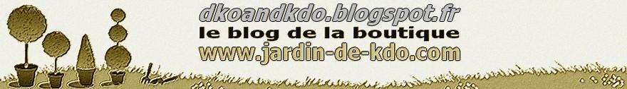 Décoration et Cadeaux / Le blog de la boutique en ligne www.jardin-de-kdo.com