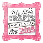 I won the Ooh La La award!