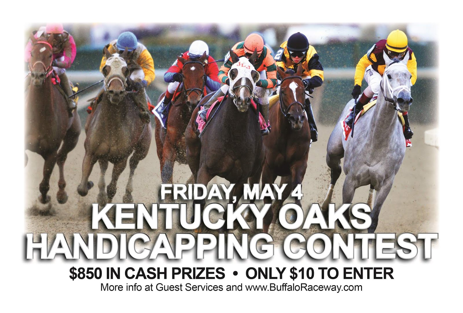 Thoroughbred Handicapping Contest