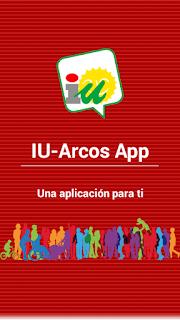 Aplicacion movil IU-Arcos