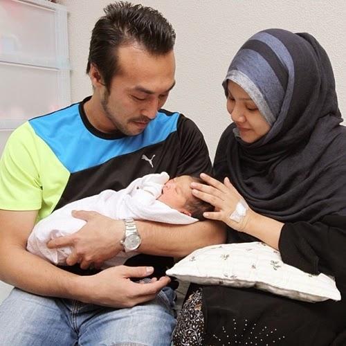 15 Bayi Comel Artis Malaysia Yang Lahir Di Sepanjang 2014