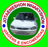JOTAEMESHON WHAKYSHON - VIAGENS E ENCOMENDAS