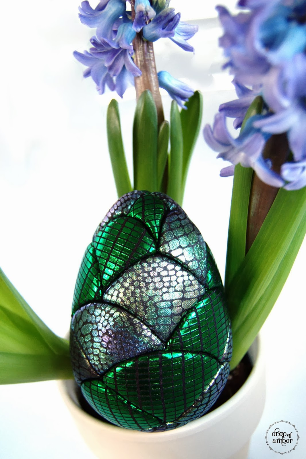 Next Came Several Smaller Eggs For More Traditional Easter Home Decor