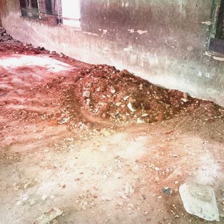 grave classroom edo state nigeria