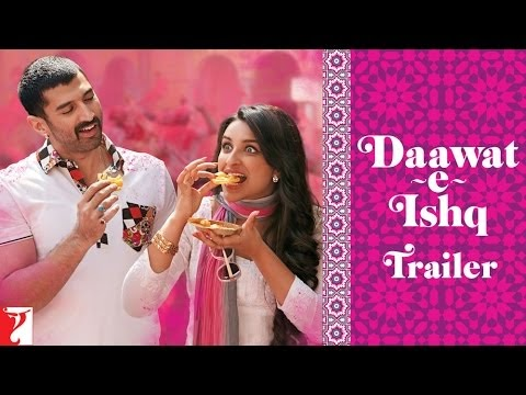Daawat-e-Ishq (2014) Theatrical Official HD Trailer