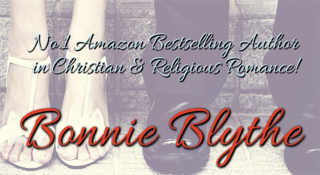 Author Bonnie Blythe