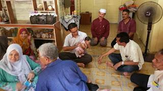 Adun kauala besut Lawatan muhibah bersama ahli parlimen besut Dato' Sei Idris Jusuh