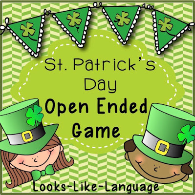 https://www.teacherspayteachers.com/Product/St-Patricks-Day-Open-Ended-Game-2361722