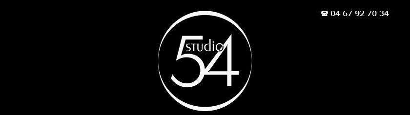 Studio 54 - Coiffeur visagiste à Montpellier. Salon de coiffure mixte à Montpellier.
