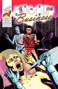 NIGHT BUSINESS, ISSUE 1 | ON SALE NOW!