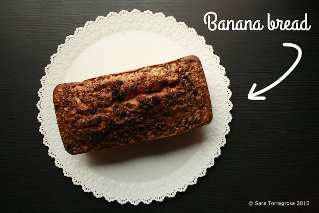 Receta de Banana bread