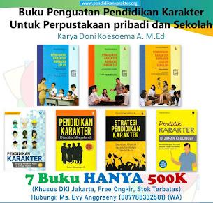 Buku Saptalogi Pendidikan Karakter