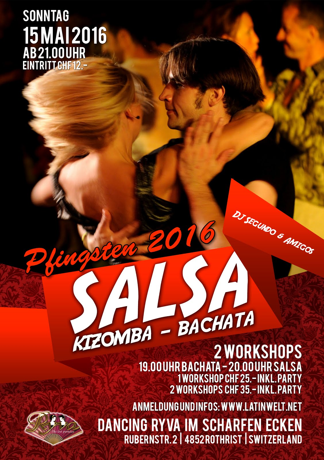 SALSA PARTY 15.05.2016