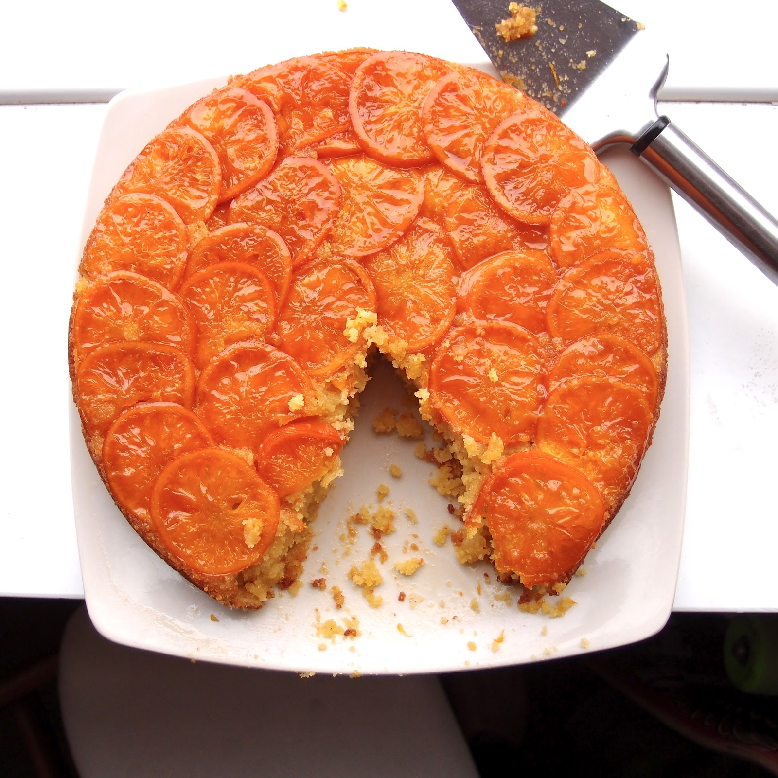 the gannet: SHOW OFF: Clementine Cake